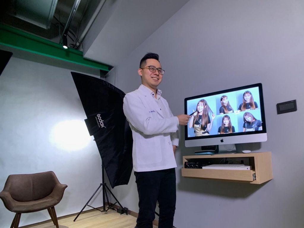 一日瓷牙貼片發表會 朗日牙醫 劉得廷醫師3