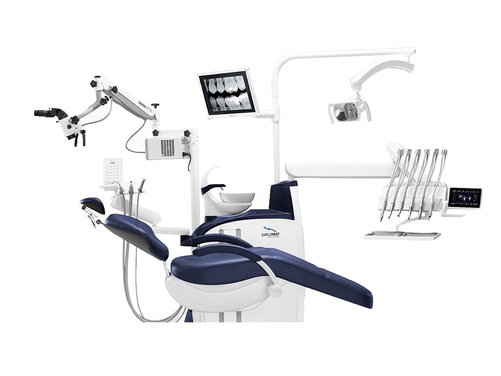 FONA 2000L 診療椅-朗日牙醫-齒科設備-台中牙齒美白推薦